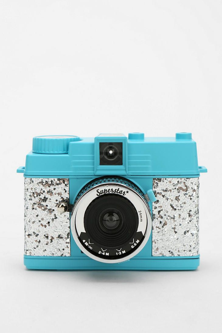 Lomography Glitter Diana Mini Camera What A Cute Little Thing