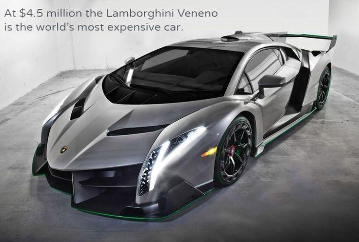 10 Supercar Facts That Will Blow Your Mind Lamborghini Veneno Super Cars Lamborghini