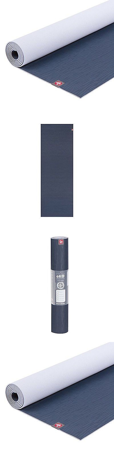 Mats and Non-Slip Towels 158928: Manduka Eko 5Mm Natural Rubber Wet-Grip Yoga Mat -> BUY IT NOW ONLY: $86.48 on eBay!