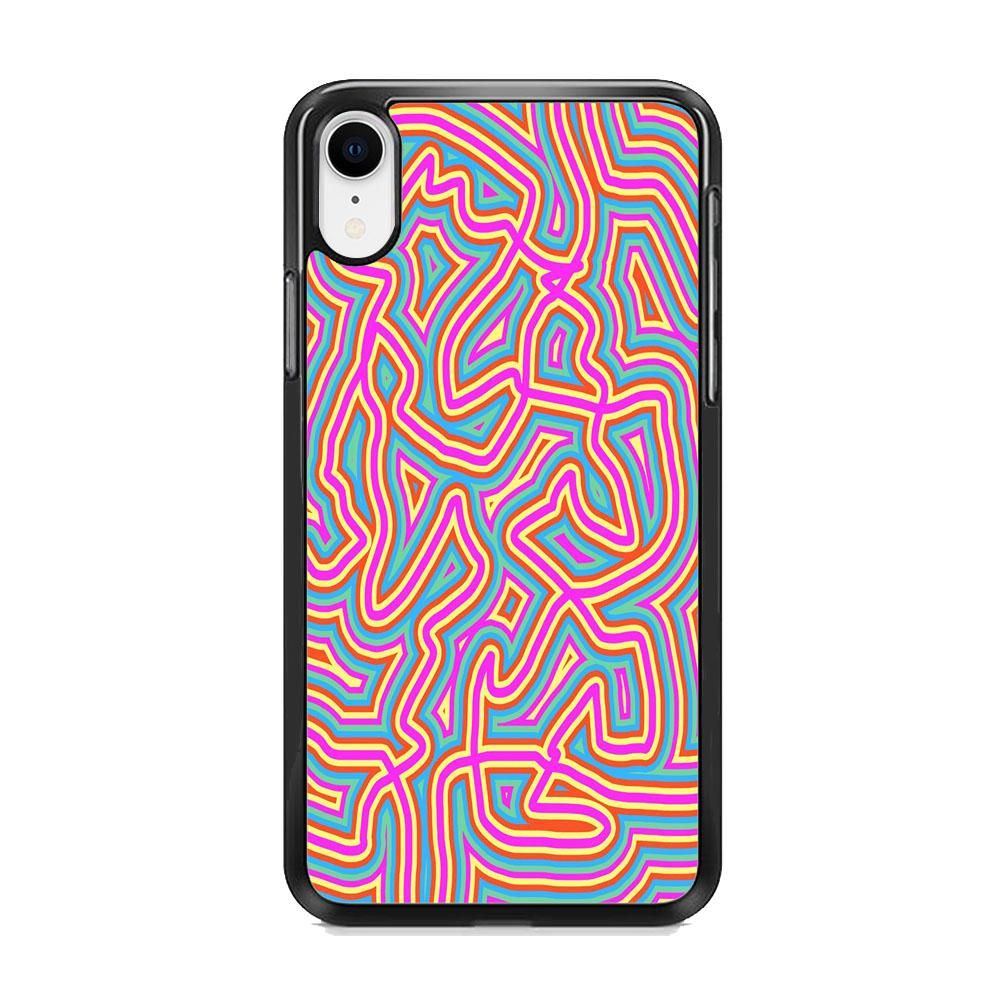 Shapes Abstract 04 iPhone XR Case (With images) Case