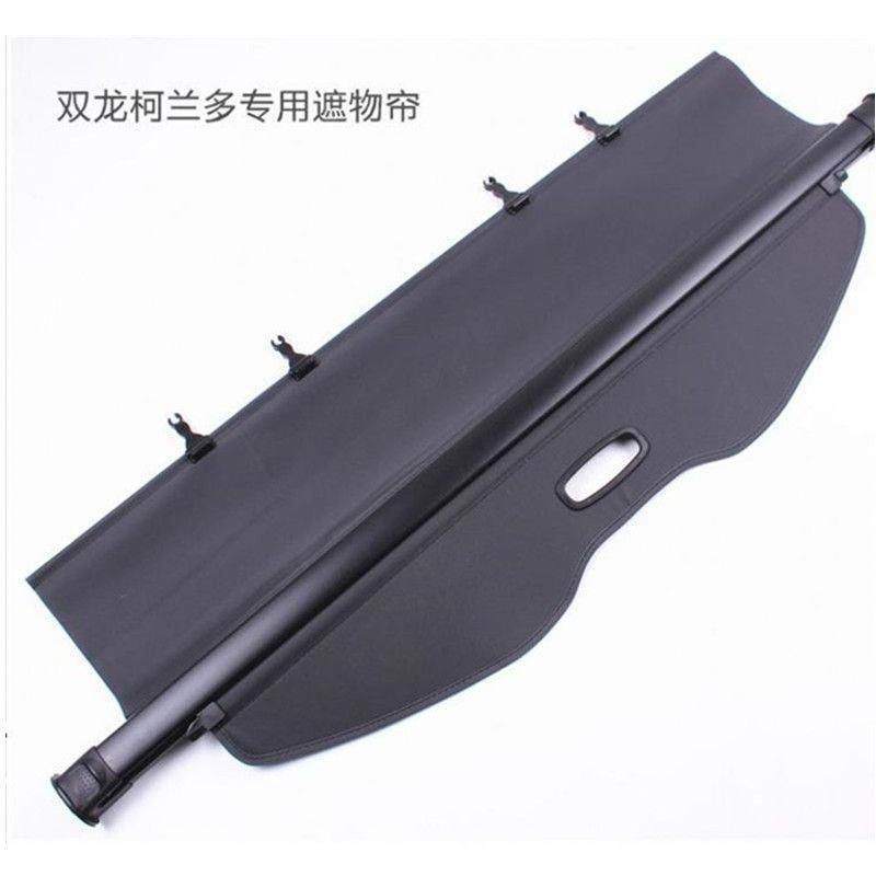 Accessories High Quality Canvas Car Blinds Trunk Clapboard Fit For Ssangyong Korando 2011 2012 2013 2014 2015 Vwt Volkswagen Touran Car Blinds Buick Envision