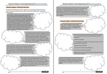 Unit Resources: 'Great Expectations' Charles Dickens