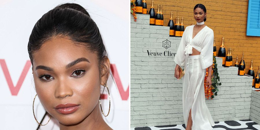 , Chanel Iman is a high fashion runway favorite, and also an ambassador for the fashion brand Revolve., Jessica Perez Blog, Jessica Perez Blog