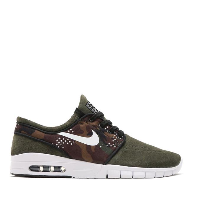 Nike SB Janoski MaxCamo Running ! Zapatillas Pinterest