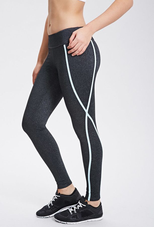 4a76871d88d62 FOREVER 21 Running Seams Workout Leggings #activewear #tops #yogapants  #swetpants #leggins #shorts #sports #clothing #changingnation