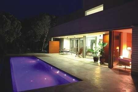 Piscinas casa veraneo dise os de piscinas modernas - Disenos de piscinas ...