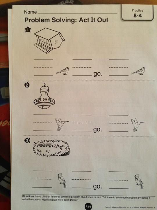 Pin By Naomi On Stop Common Core Kindergarten Math Worksheets Pearson Education Kindergarten Math