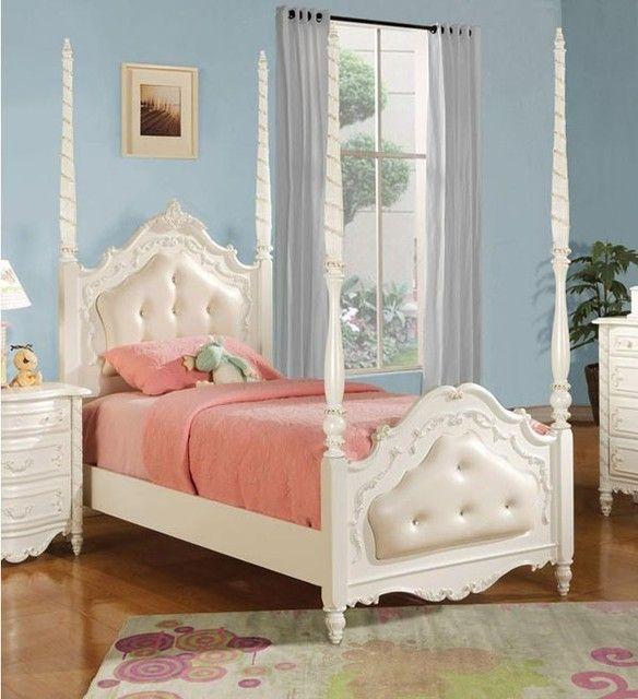 Twin Bett Baldachin Schlafzimmer Set Himmelbett Und Schlafzimmer