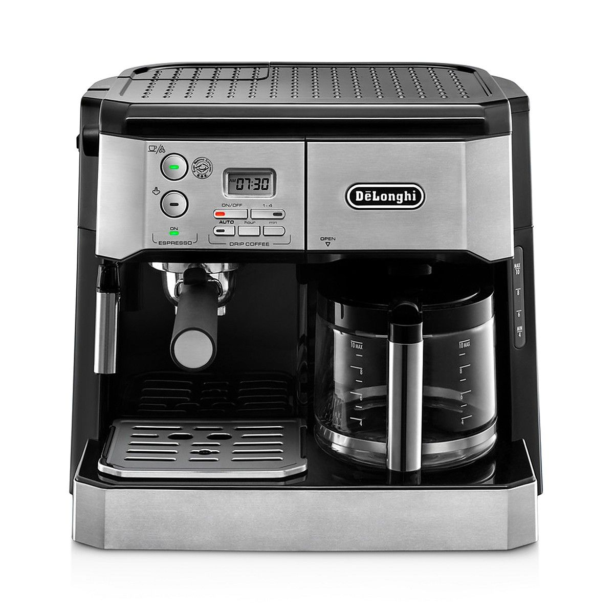 Combination Espresso & Drip Coffee Machine Coffee and