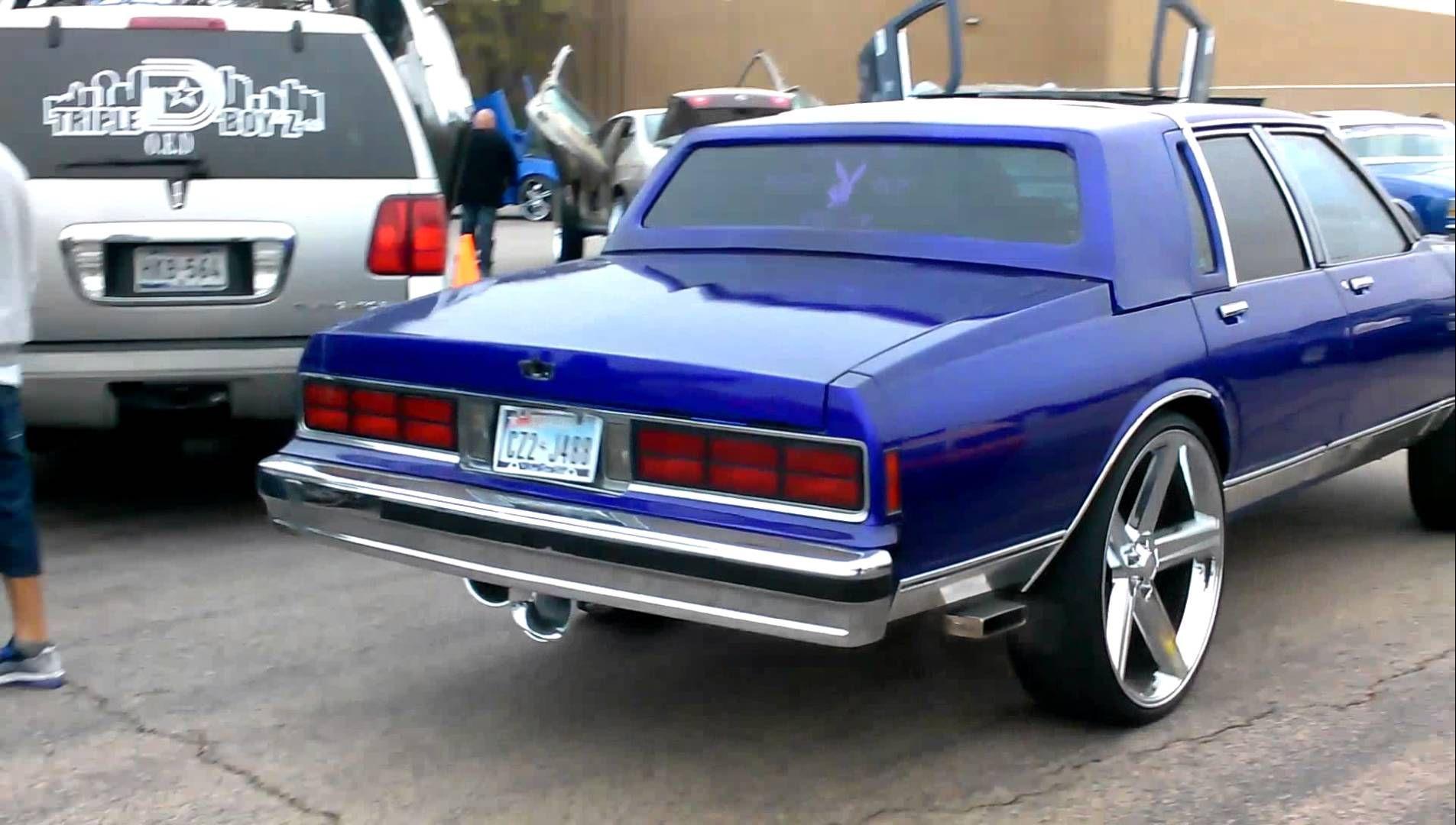 Papa Smurf Rims For Sale Chevy Impala Chevy