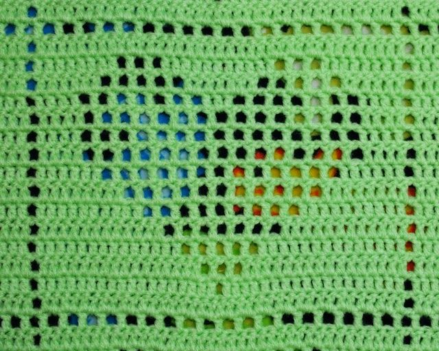 Heart To Heart Afghan Crochet Free Patterns Charts Pinterest