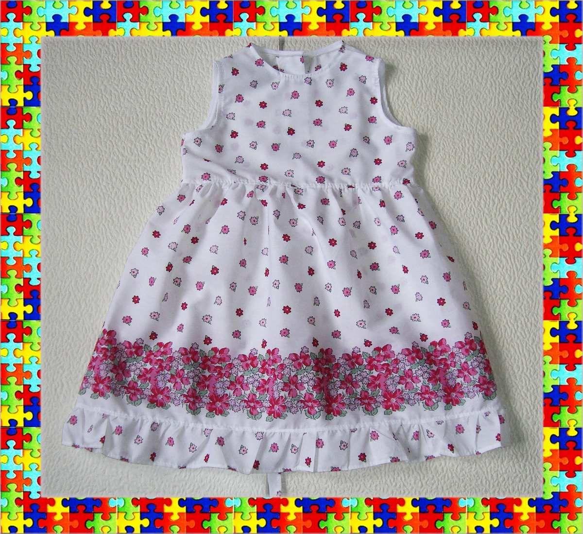 b0f6cb6a8 Vestido De Nena Talles 2 Al 10 - $ 330,00 en MercadoLibre ...