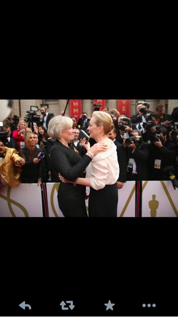 ツ❤Glenn And Meryl Streep My Girlsツ❤