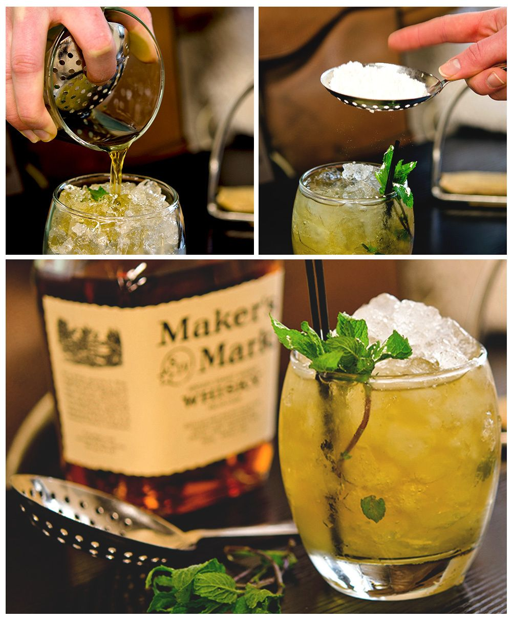 Julep Recipe, Kentucky