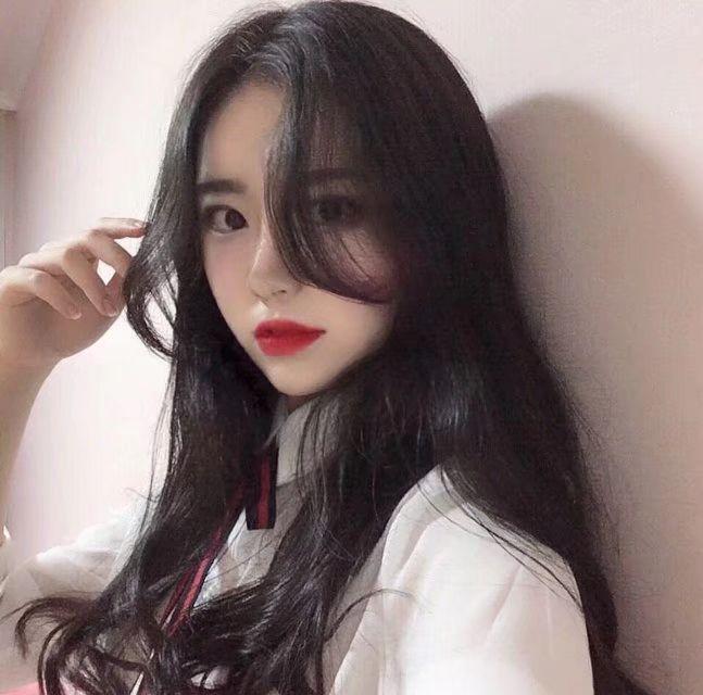 Korean Girl Selca, Cut...