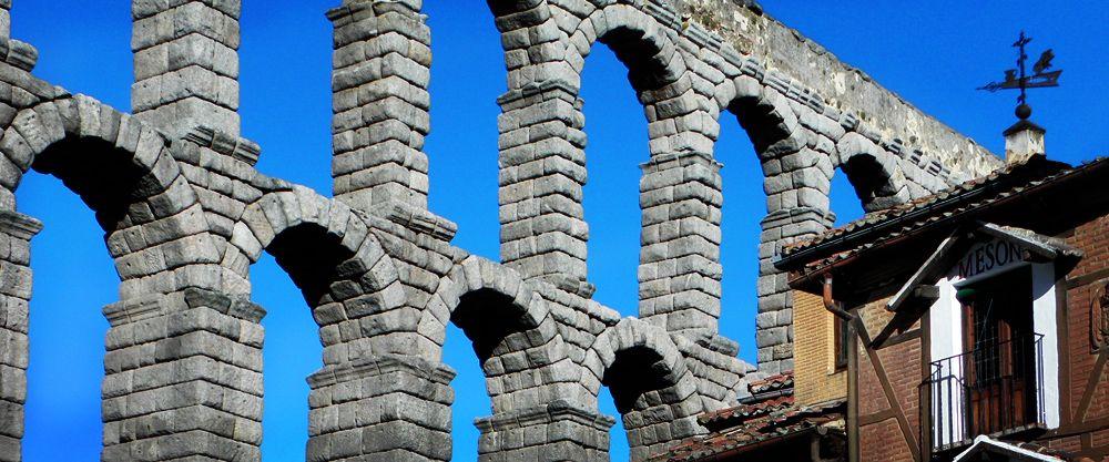 Por España: De Segovia y sus círculos achuchables