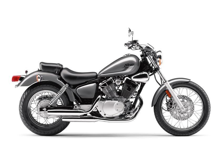 2017 Yamaha V Star 250 Cruiser/Touring Motorcycle | Ride On