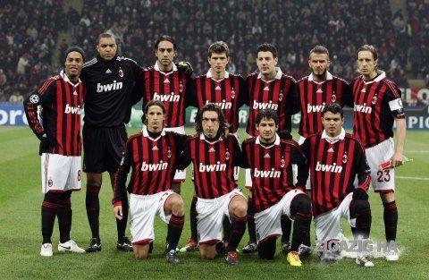 El Mejor Equipo Equipo De Futbol Futbol Milan