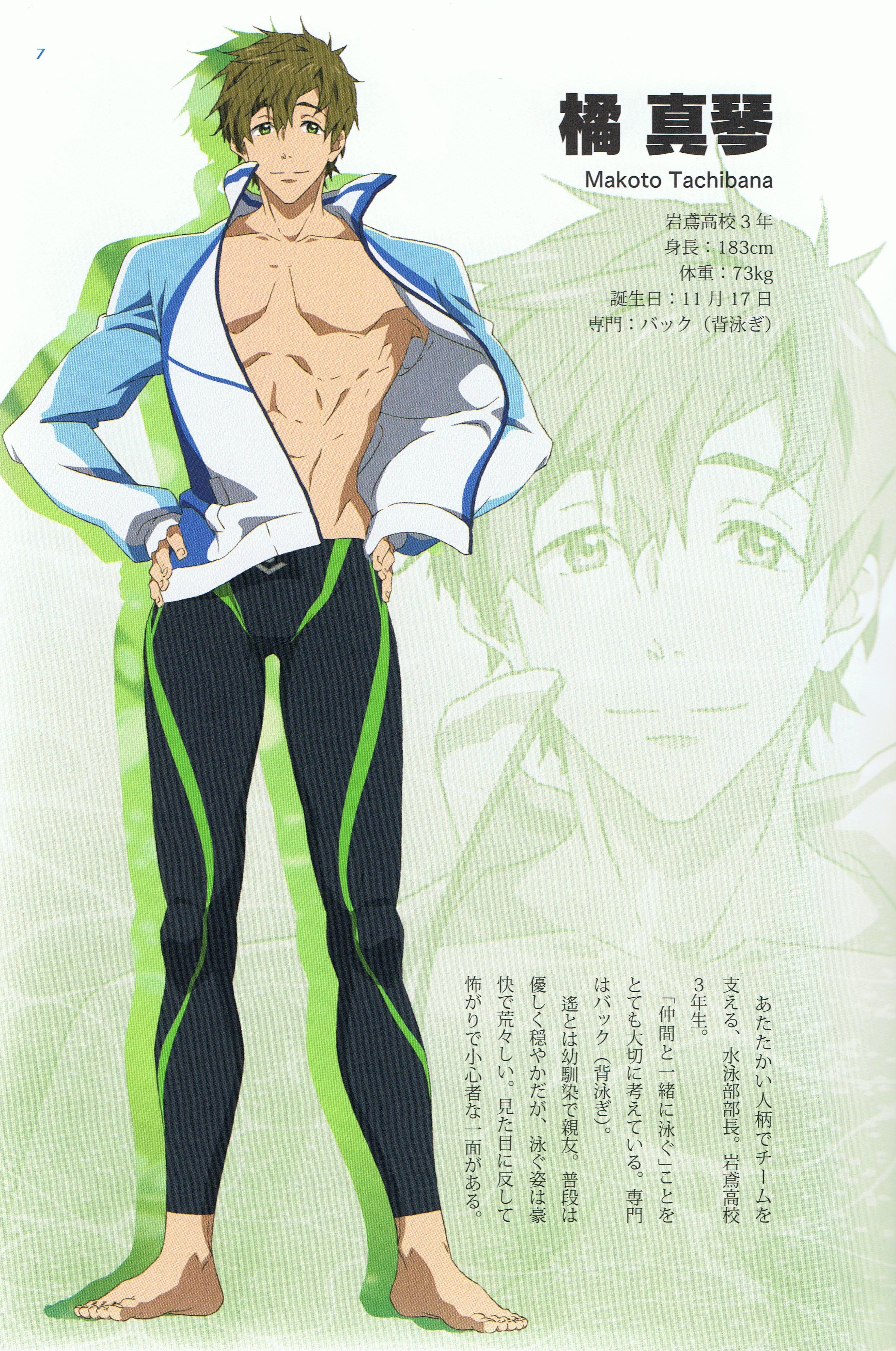 Tachibana Makoto/1770665 Zerochan Anime masculino