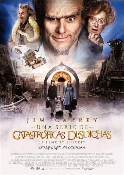 Una Serie De Catastroficas Desdichas De Lemony Snicket 2004 Eeuu Dir Brad Silberling Comedi Peliculas Completas Peliculas Cine Peliculas Completas Gratis