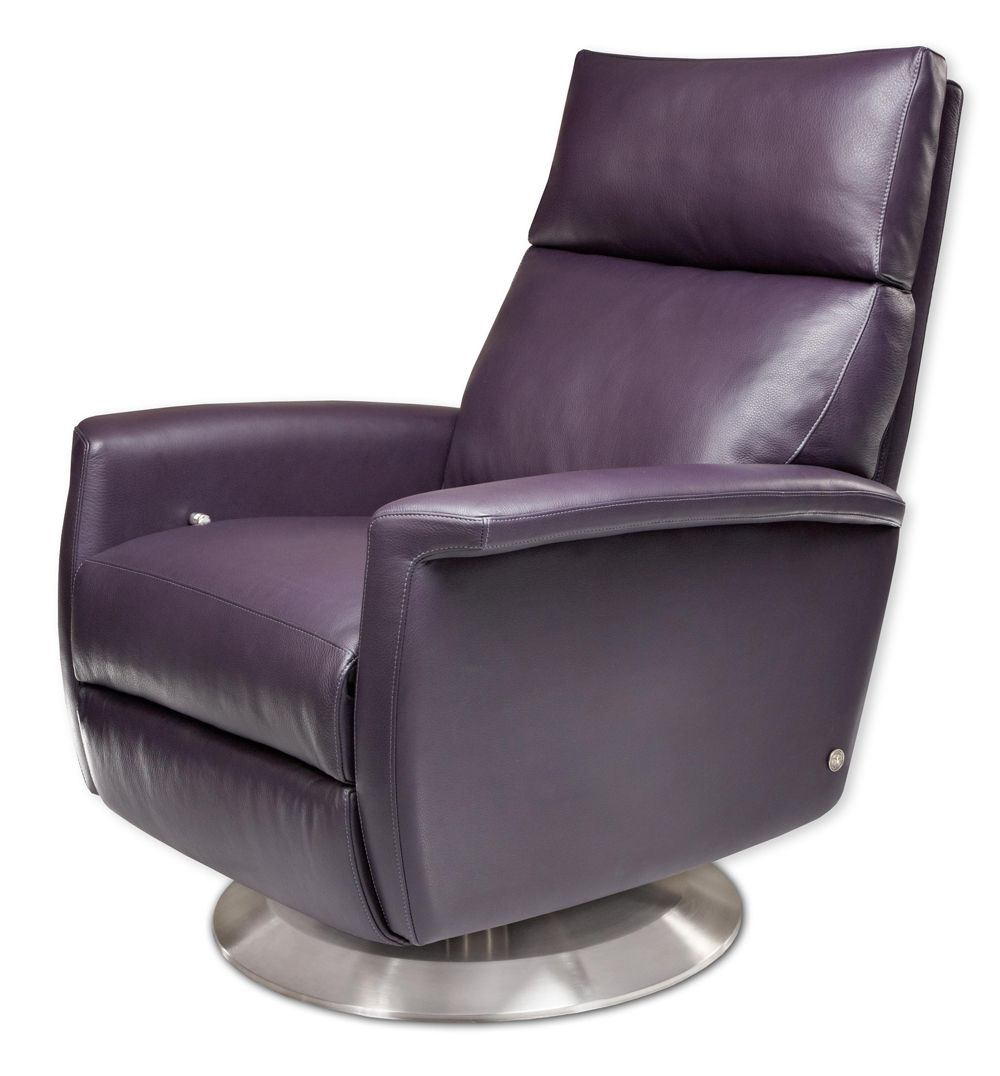 Finley Wood Legs Chair Comfort Recliner American Leather Available At Reflections Furniture
