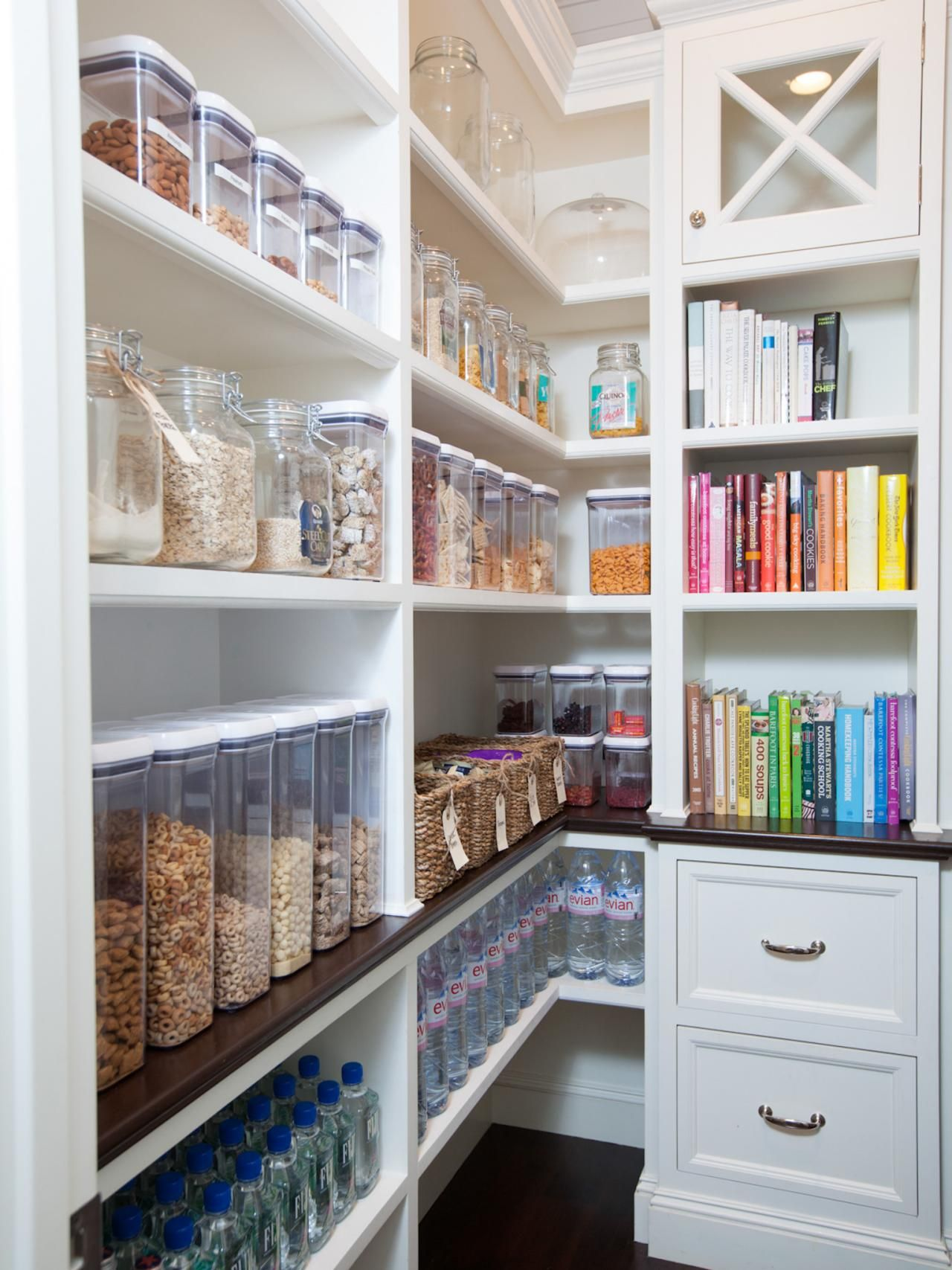 10 Quick Tips for a Picture-Perfect Pantry | Pinterest | Aufräumen ...