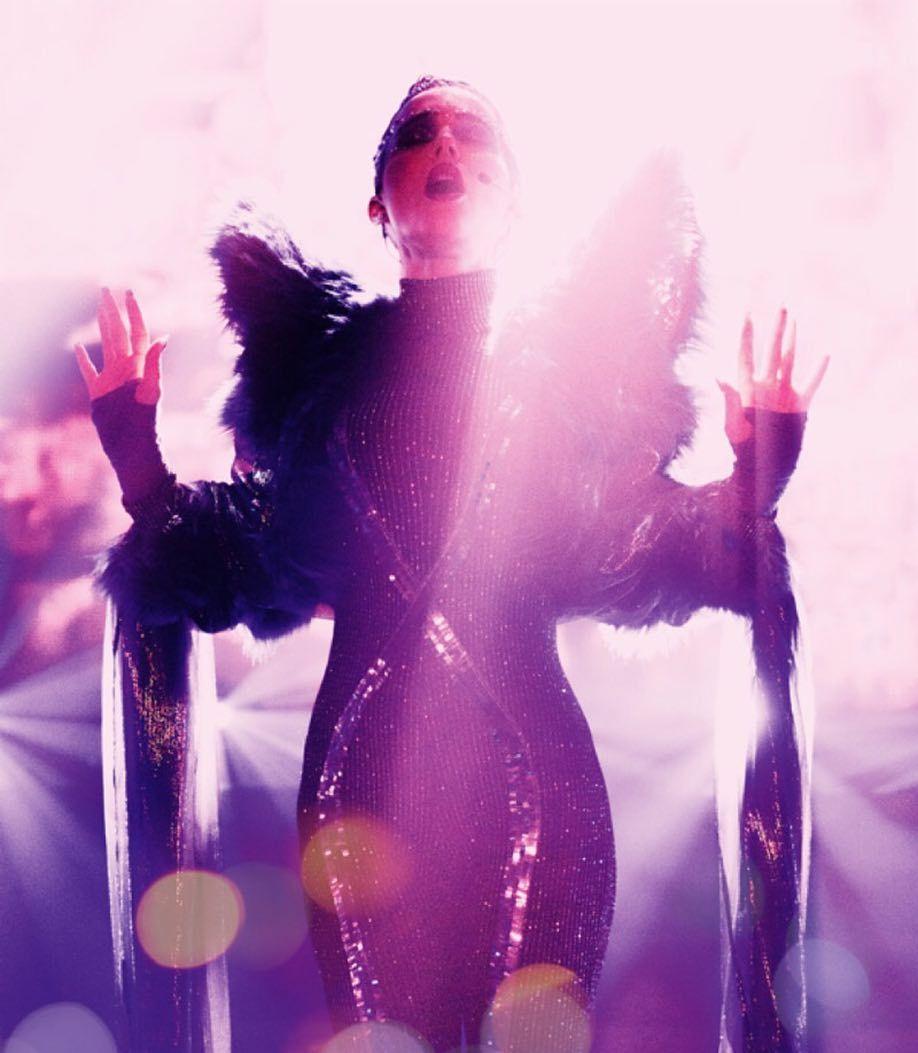 Pitchfork On Instagram Sia And Scott Walker S Soundtrack To Natalie Portman Film Vox Lux Has Been Announced Watch A Ne Lux Natalie