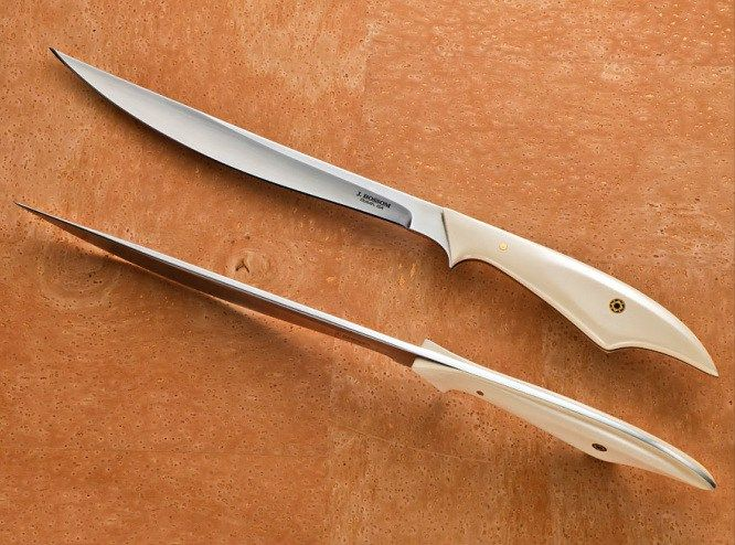 Image Gallery – Jerry Hossom Knives