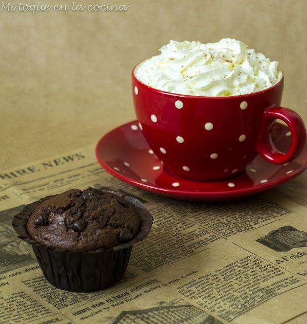 Mi toque en la cocina: Magdalenas y muffins