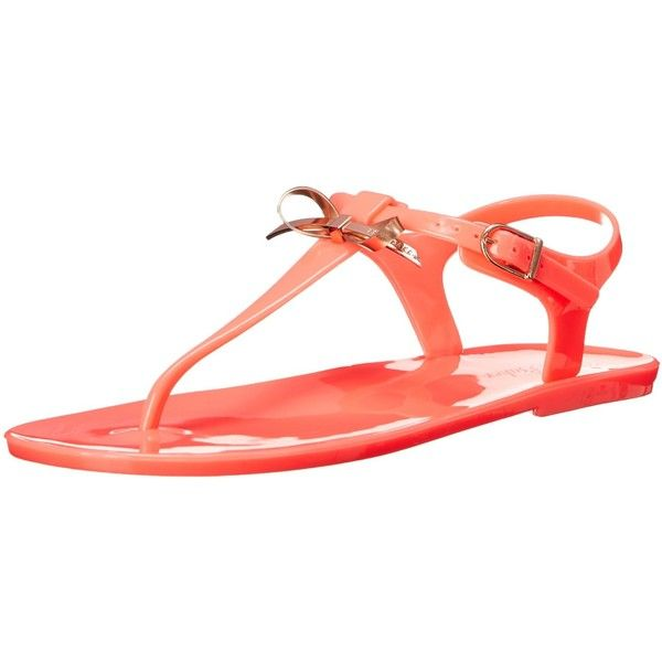 33fac0dc3e87b8 Ted Baker Women s Verona Jelly Sandal ( 35) ❤ liked on Polyvore featuring  shoes