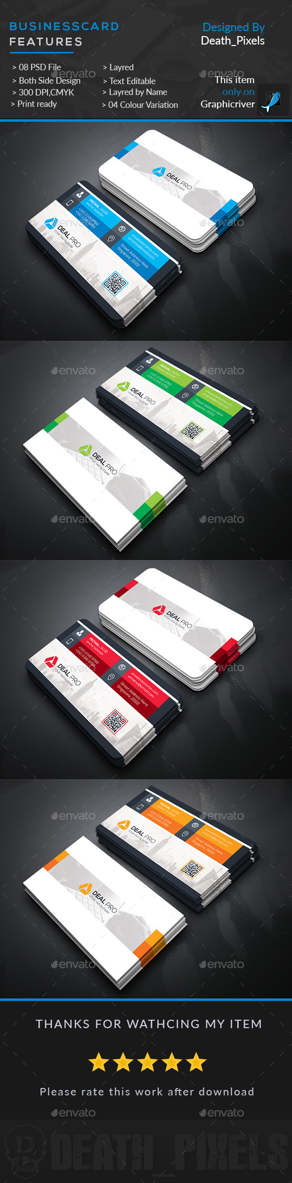 Creative Business Card Template Psd Download Here Https Graphicriver Net Business Cards Creative Business Cards Creative Templates Printing Business Cards