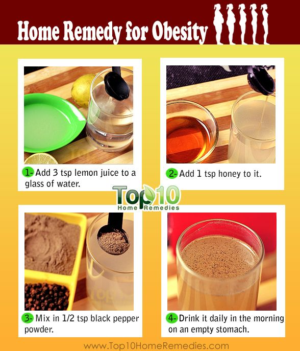 quick weight loss home remedies