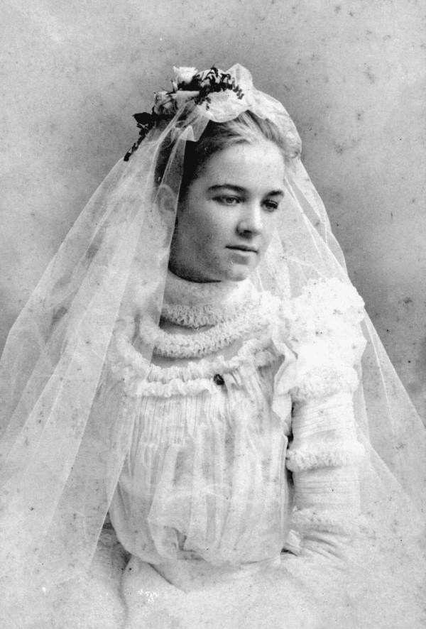 Sarah Everett Lewis Henderson (Florida Memory) very early 1900\'s ...