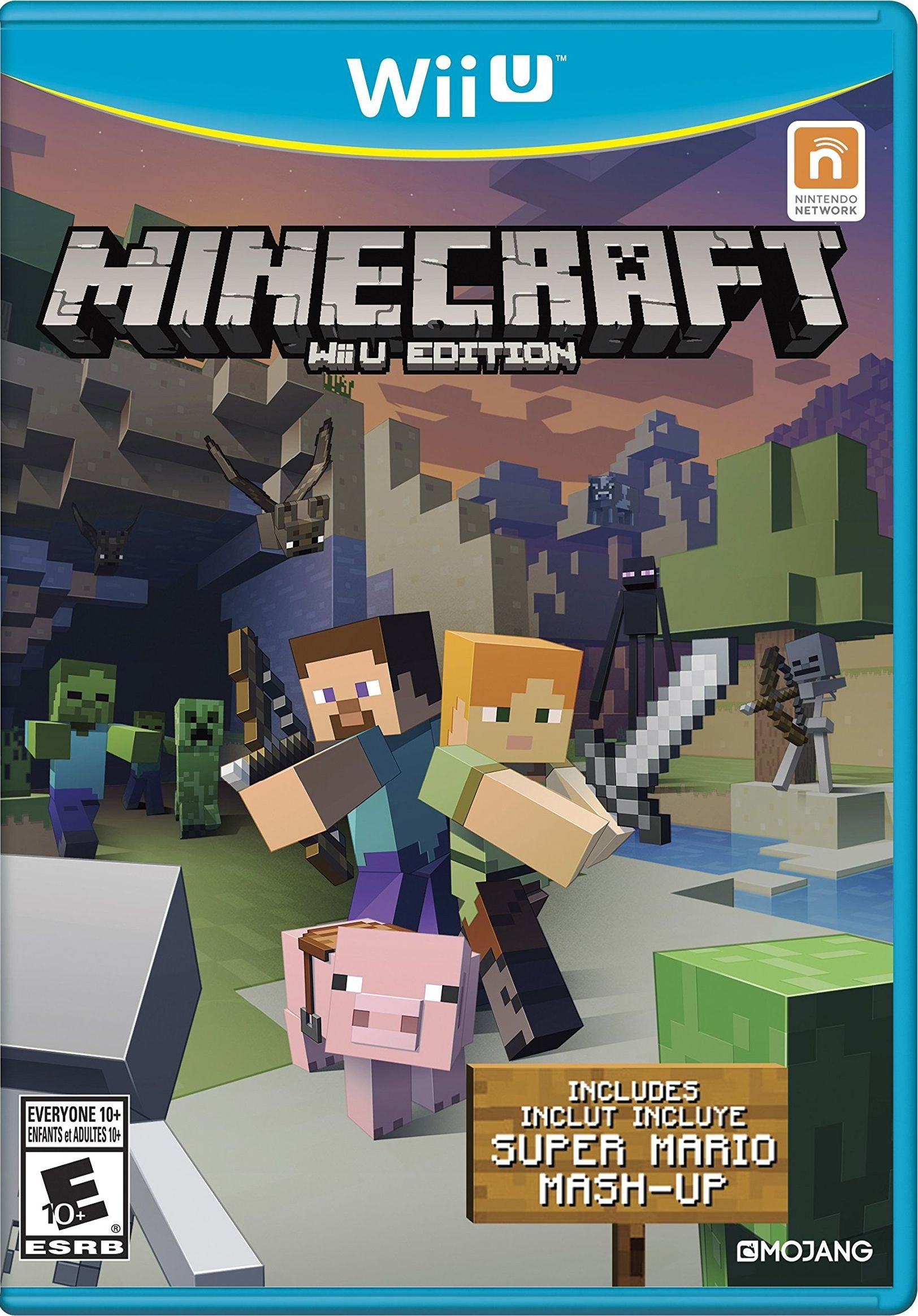 Minecraft Wii U Edition Krailee Christmas Pinterest Juegos