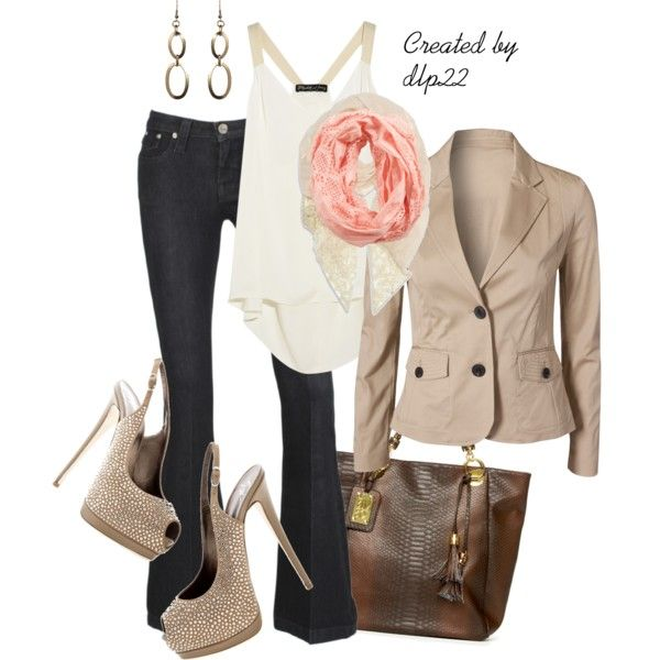 Beige by dlp22 on Polyvore