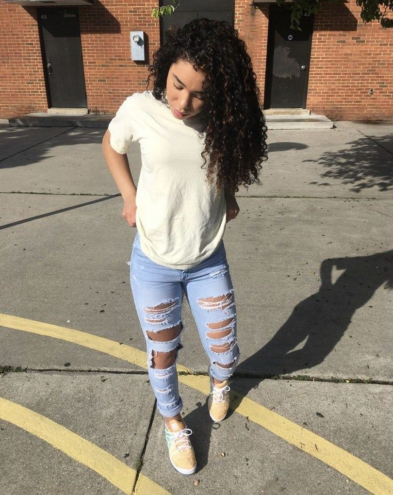 57 Trendy Outfit To Wear For School #trendyoutfits #trendyfalloutfit #outfitforschool ⋆ newport-international-group.com #baddieoutfitsforschool