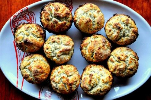 {Tate's Bake Shop Lemon-Poppy Seed Muffins}