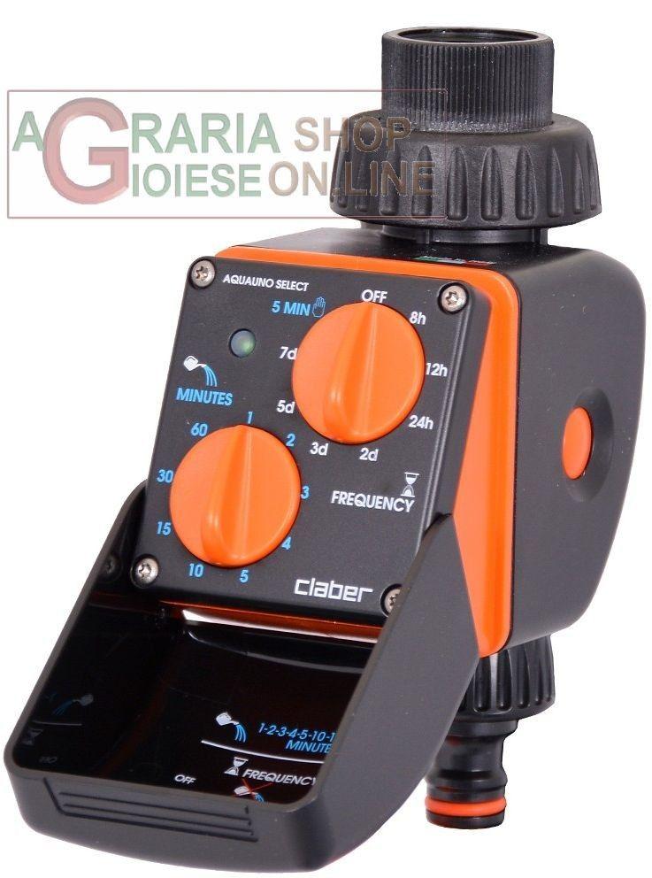 CLABER COMPUTER CENTRALINA PER IRRIGAZIONE AQUAUNO SELECT 8423  Http://www.decariashop.