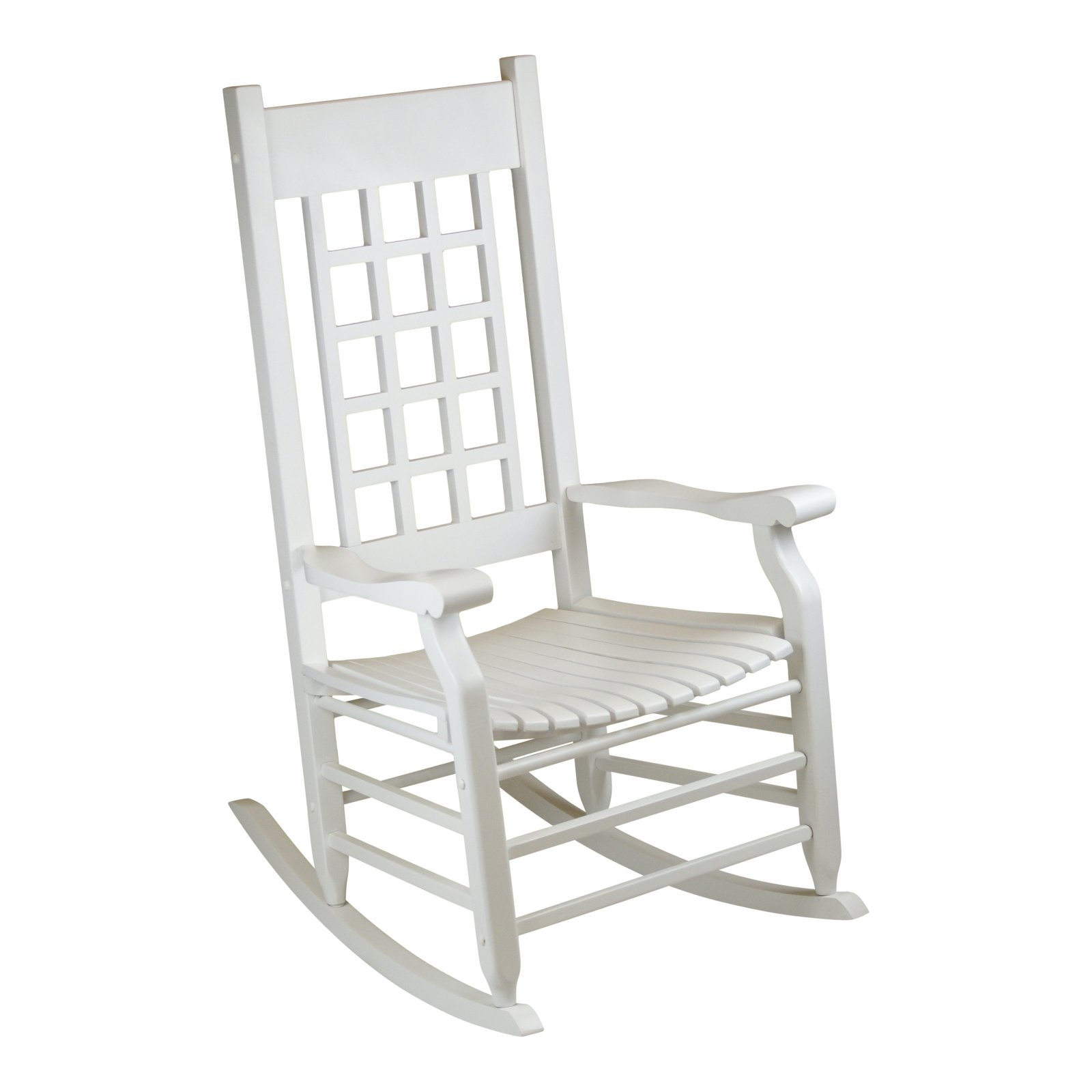 Marvelous Outdoor Hinkle Brookfield 1900 Lattice Back Wood Patio Andrewgaddart Wooden Chair Designs For Living Room Andrewgaddartcom