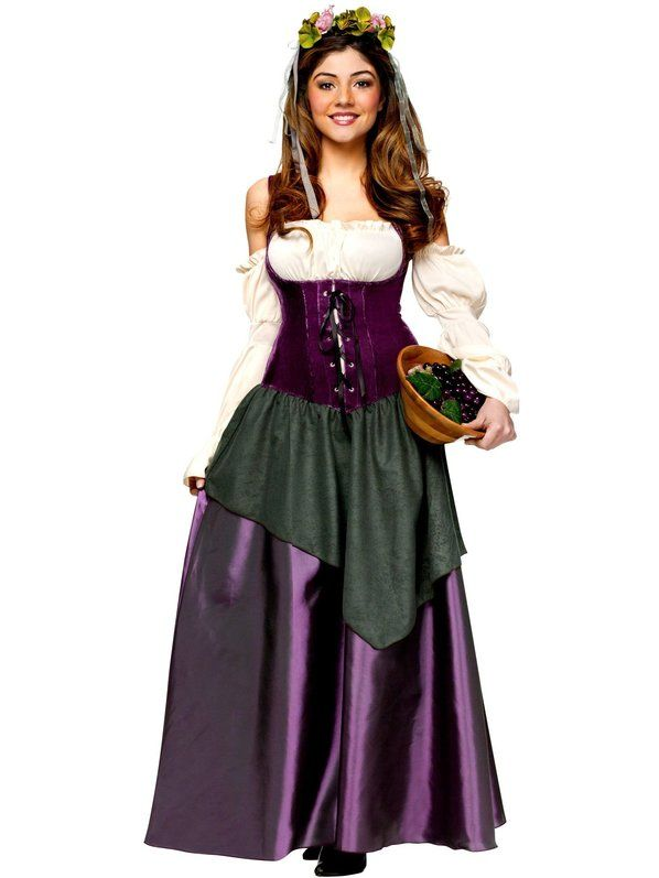 Check out Corset Tavern Wench Costume , Womens Renaissance