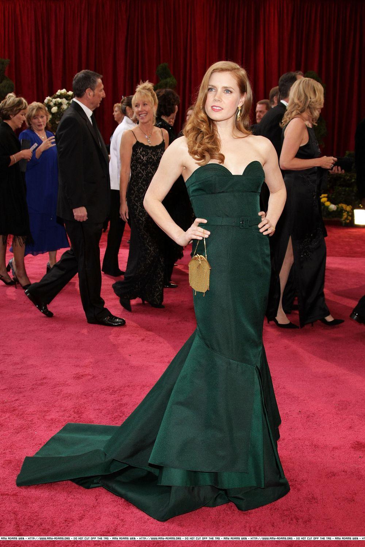 Amy Adams, Oscar 2008 | Celebrity Fashion Inspiration | Pinterest