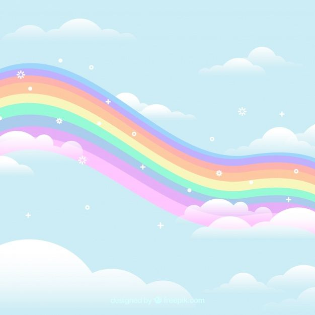 Download Colorful Rainbow Background For Free Rainbow Background Pastel Rainbow Background Rainbow Wallpaper