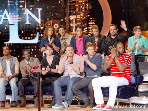 American Idol Season 11 Top 13 Selected Idol Tv American Idol
