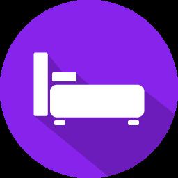 Hospital Bed Icon Icon Hospital Hospital Bed