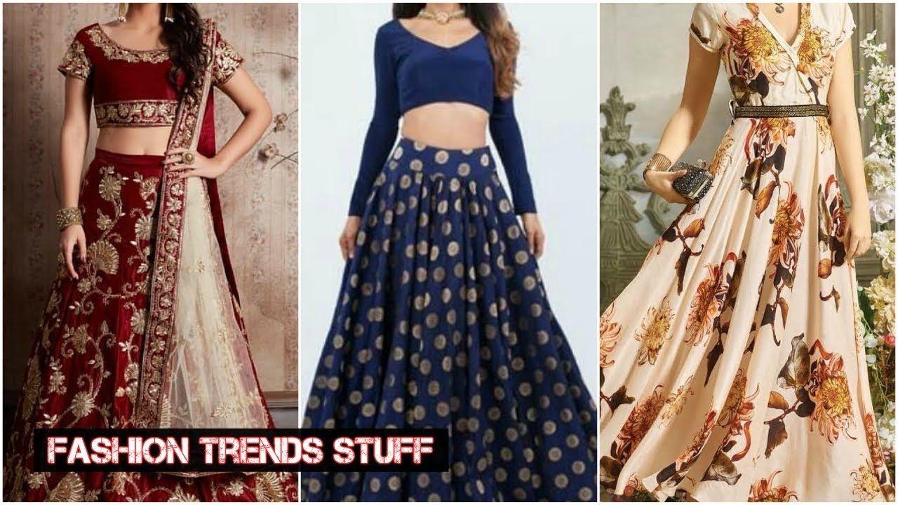 Bridal lehenga trends indian pakistani fashion trends