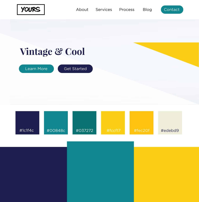 Website Color Schemes For 2018 Website Color Schemes Website Color Palette Cool Color Palette