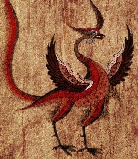 Vermilion Bird In 2019 Vermilion Bird Bird Sculpture Sculpture Art
