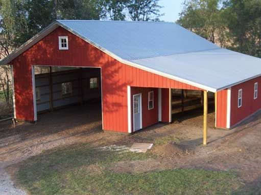 30 x 70 pole building custom pole building designs diy for Pole barn design ideas