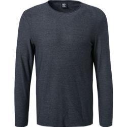 Photo of Strellson long sleeve shirt men, cotton, blue Strellson
