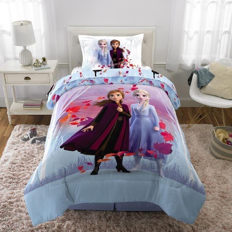 Kids Bedding Comforter Set w// Sheets /& Plush Cuddle Pillow Twin Lol Surprise!